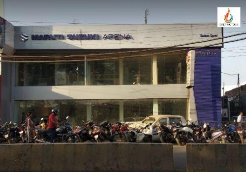 Visit Deep Motors Maruti Showroom in Azamgarh for Best Deals