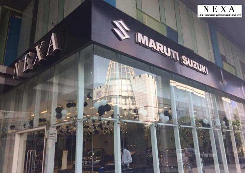 Visit TR Sawhney Nexa Gurgaon Showroom and Grab Best Offers