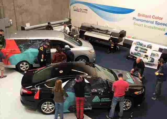 Car Wrapping Training Courses In India.