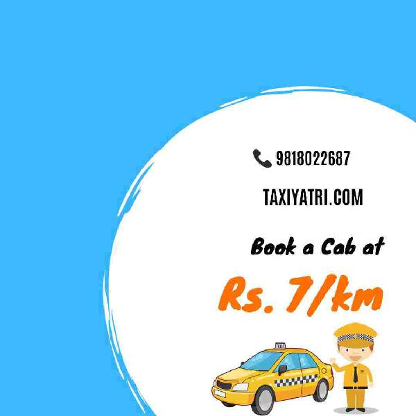 Get Taxi Service in Delhi at Your Doorstep Anytime