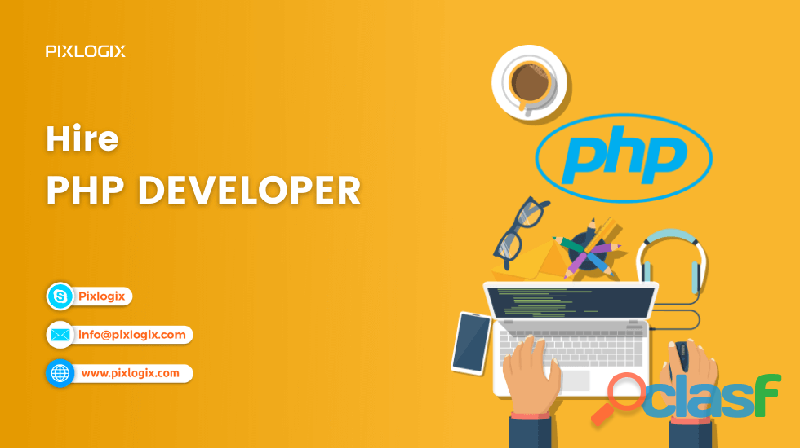 Hire PHP Developer to Develop an Amazing Website for Your