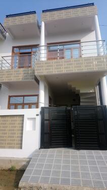 Ready To Move 3 BHK Houses Gomti Nagar Extn Near New Amity