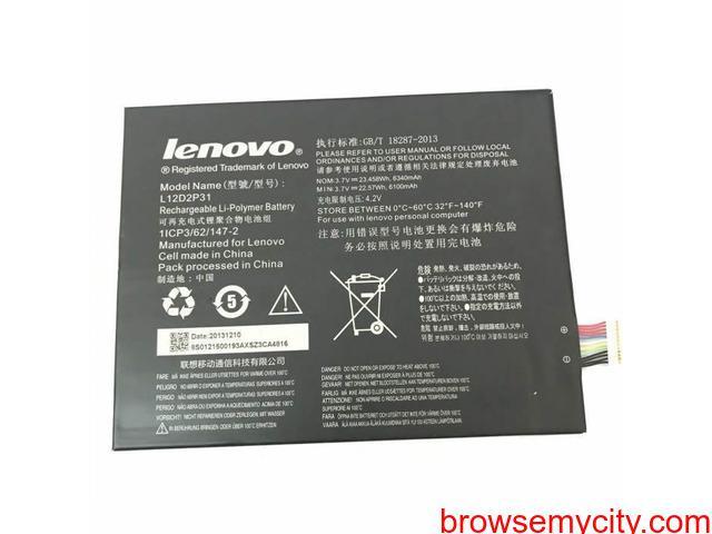 Batterie originale Lenovo 1ICP556120-2, L11C2P31, L11C2P32,