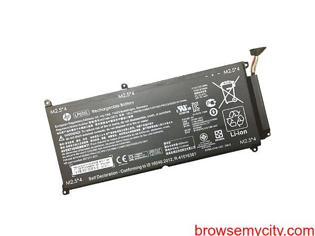Batterie originale HP LP03XL 807417-005 LP03055XL 11.4V