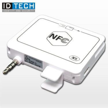 Mobile NFC Card Reader Audio Jack Mobile Magstripe Card Re