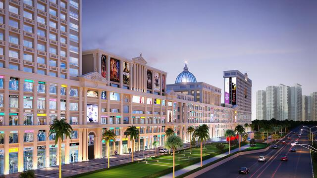 Retail Shop Available In Commercial Hub In Spectrum Metro