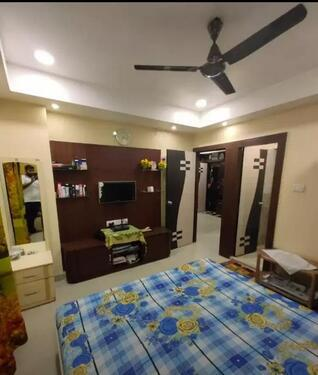 2 BHK Furnished Residential Flat for rent in New Town Area