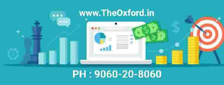 Back Office Jobs in Ranchi @ The Oxford India Pvt Ltd