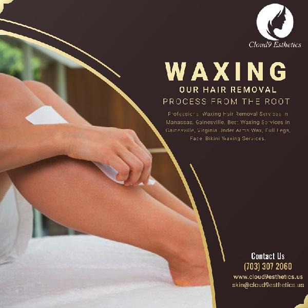Hair Removal Services | Waxing Services in Gainesville,