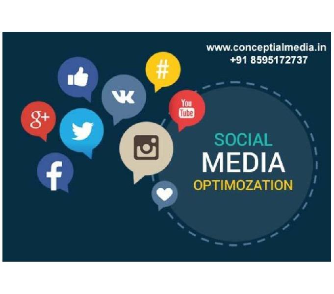Social Media Marketing - Conceptial Media
