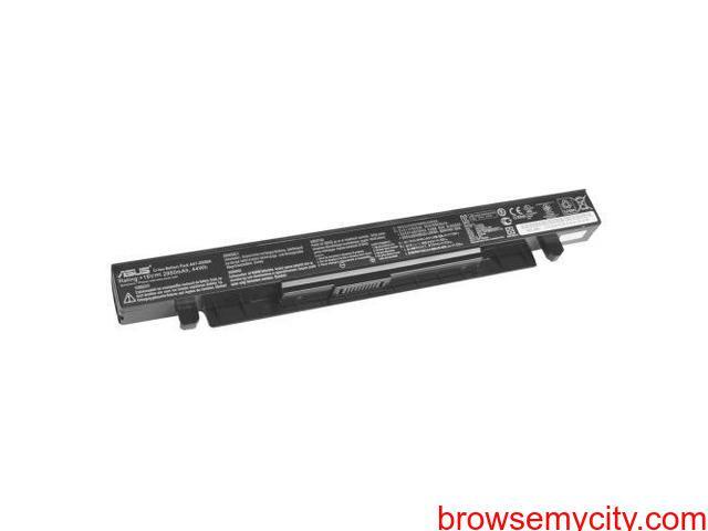Batterie originale Asus 41-550A, A41-X550A, X550A 15V