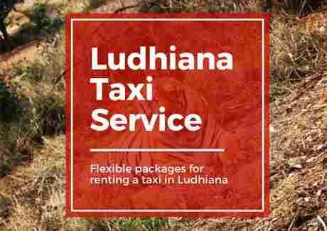 Book Taxi Service in Ludhiana