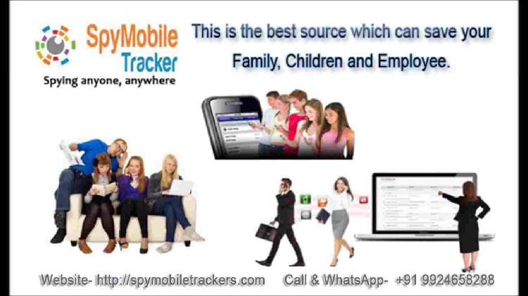 Spy mobile phone tracking