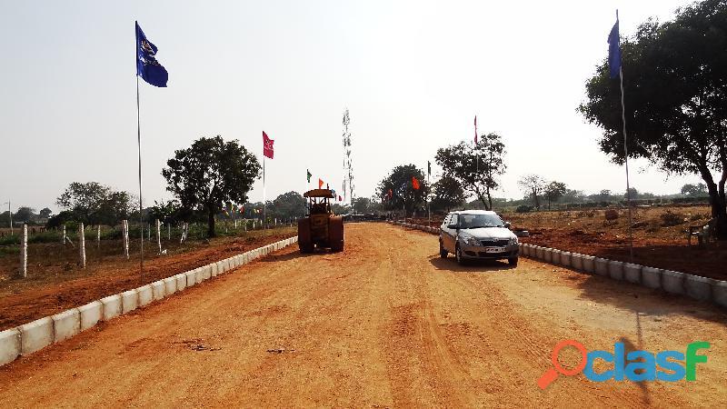 Best plot at Kothur municipality