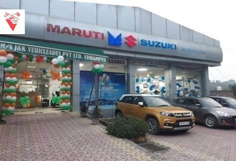 Call on Maruti Suzuki Udhampur Contact Number to Book Your