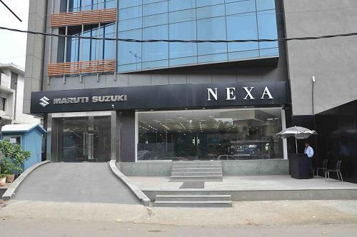 Come to Competent Automobiles Co Ltd NEXA New Delhi Showroom