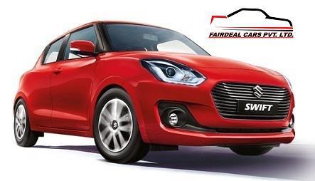 Get Maruti Suzuki Arena Swift in Budh Vihar at Fairdeal Cars