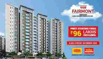 Luxury Apartments For Sale In Guindy, Chennai