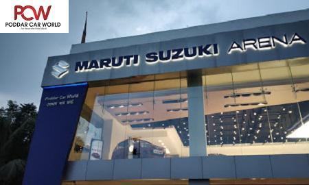 Poddar Car World - Authorized Dealer of Maruti Suzuki Arena