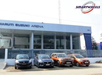 Smart Wheels - Best Dealer of Maruti Suzuki Arena Gorakhpur