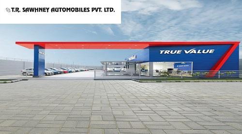 T.R. Sawhney - Best Dealer of Maruti Suzuki True Value
