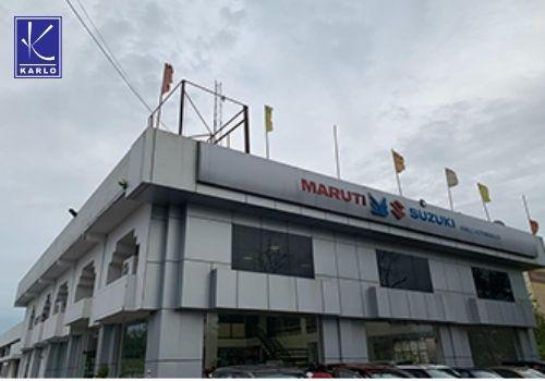Visit Karlo Automobiles Showroom to Own Maruti Car at Best