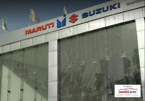Visit Mapsko Auto Maruti Suzuki Kotkapura Road Showroom for