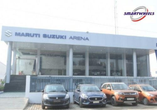 Visit Smartwheels Maruti Suzuki Gorakhpur Showroom for Best