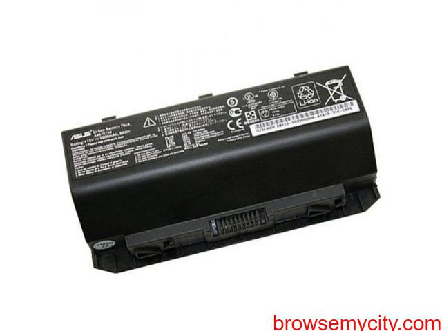 Batterie originale Asus A42-G750, A42G750 15V 5900mAh