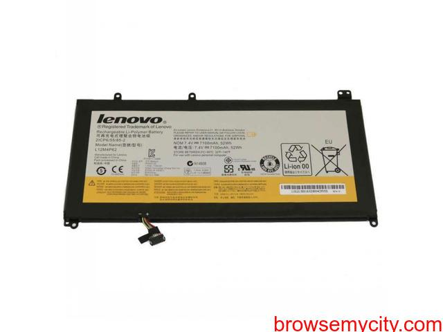 Batterie originale Lenovo 121500163, 2ICP6/55/85-2,