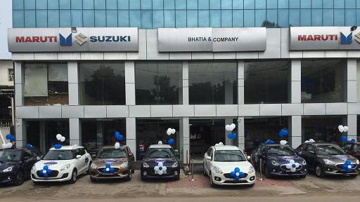 Bhatia And Company Maruti Suzuki Showroom Kota