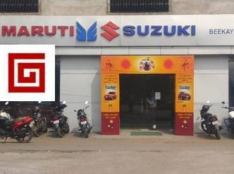 Call on Beekay Auto in Asansol Maruti Showroom Contact
