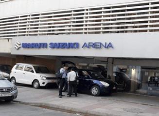 Competent Automobiles Maruti Arena Delhi