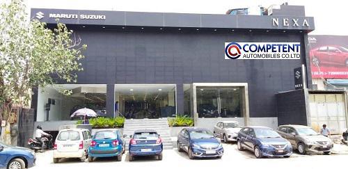 Competent Automobiles - Most Leading Dealer of Nexa Delhi