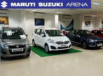 Exciting Offers on Cars at Shakumbhari Maruti Showroom