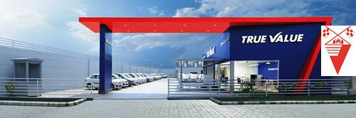 Reach Your Nearest True Value Showroom for Best Offer on