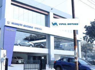 Vipul Motors Pvt. Ltd. - Best Maruti Suzuki Car Dealers in