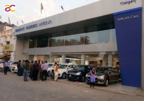 Visit Adinath Cars Maruti Suzuki Sagar Dealership for Best