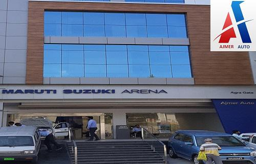 Visit Maruti Suzuki Ajmer Auto Agencies to Buy New Car