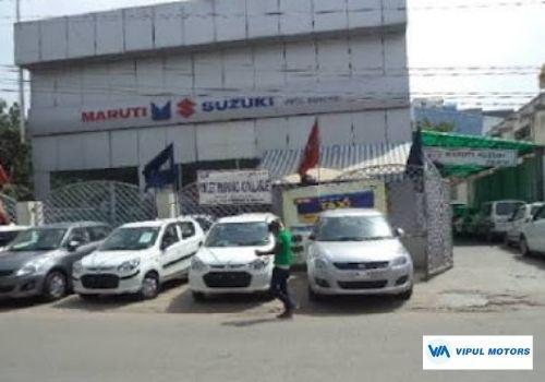 Visit Vipul Motors Maruti Arena Gurgaon to Own Car at Best