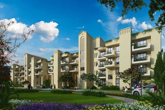 Emaar Emerald Classic Luxury Residences at Golf Course Ext