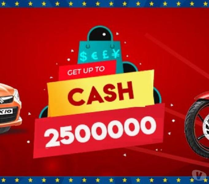 snapdeal lucky draw customer care number