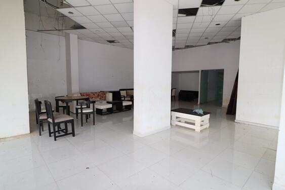 503sqmt Showroom Space for Rent in Panjim NorthGoa 5L