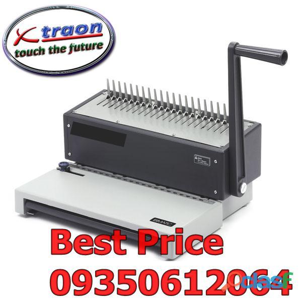 Xtraon Binding Machine Price In Delhi