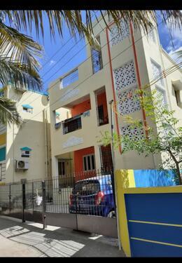 1st floor 2 bhk for rent at Lenin nagar near chinnathirupat