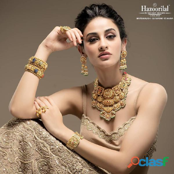 One of the top jewelry stores in India