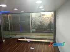 designed office on lease in kandivali