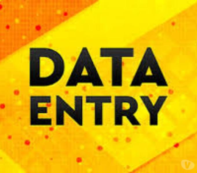 Data Entry Project and Outsources