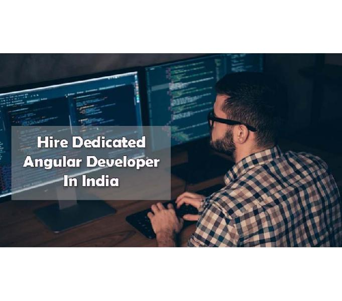 Hire Dedicated Angular Developer India