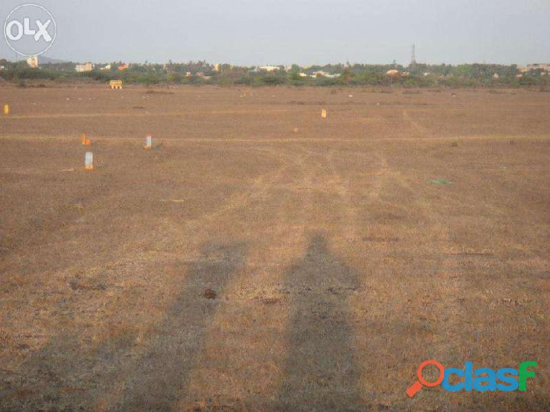 dtcp approved plots kiloy village spr